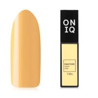 ONIQ, Гель-лак - Pantone: Aspen Gold (6 мл)