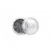 RuNail, Блестки для дизайна ногтей, серебряный