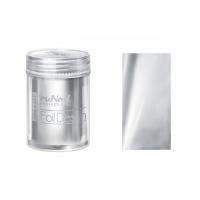 RuNail, Фольга для дизайна, серебряный 1,5 м