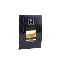ONIQ, Amalgam Fluid metal: Golden Nail Foil - Фольга для дизайна ногтей ONF-002 (золотая)