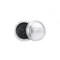 RuNail, Пыль для дизайна, черный, матовый