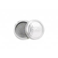 RuNail, Пыль для дизайна, серебряный