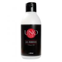 UNO, Ремувер для снятия гель-лака Uno Lux, 200 мл