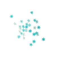 Дизайн TNL - Снежинки (белые)