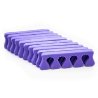 Разделители для пальцев, фиолетовые 5 пар/уп.