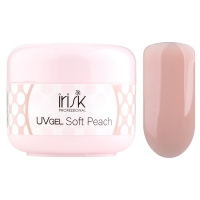 IRISK professional, ABC Limited collection, 01 Soft Peach, 15 мл