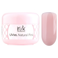 IRISK professional, ABC Limited collection, 02 Natural Pink, 15 мл