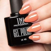 Цветной гель-лак TNL №183 - сочная морковь (10 мл.)