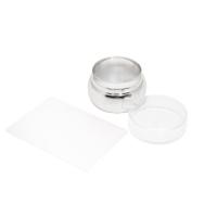 Кристалл Nails, Штамп для стемпинга плоский металлический