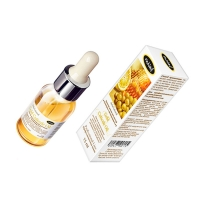 RuNail, Масло для ногтей и кутикулы с витаминами А и Е, 15 мл