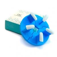 TNL, Тренировочный держатель для типс, синий