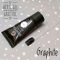 Grattol, Акрил-гель Acryl Gel Graphite (30 мл.)