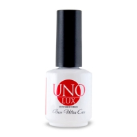 UNO Lux, Базовое покрытие для гель-лака Base Ultra Care (15 мл.)